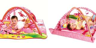Tiny Love baby playgym & mat
