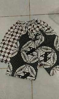 Celana batik
