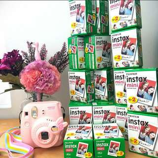 Fujifilm Instax Mini Films Per Box (20photo)