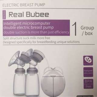 Electric Auto Double Dual BreastPump Pump