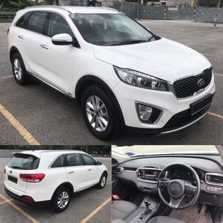 SAMBUNG BAYAR / CONTINUE LOAN  KIA SORENTO NEW FACELIFT