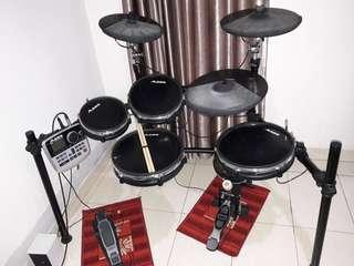 Drum Digital Alesis DM 8 Pro Kit