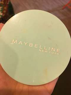 Maybeline clear smooth extra shine