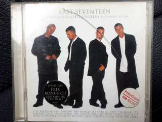 Free CD- East 17 remix CD