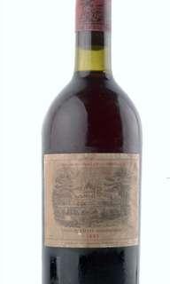 CH LAFITE ROTHSCHILD 1883 (RARE)