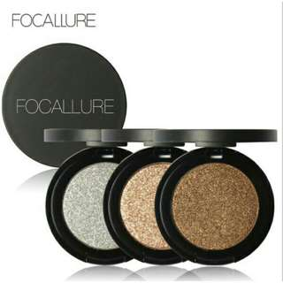 Focallure single glitter eyeshadow
