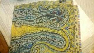 Etro - silk scarf
