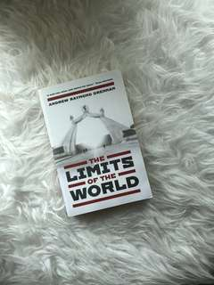 The Limits Of The World - Andrew Dennan