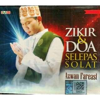 Azwan Fareast Zikir & Doa Selepas Solat CD