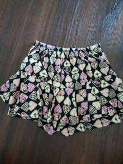 Skorts (up to 6 yr old)