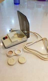 Bausch & Lomb contact lenses maintenance appliances
