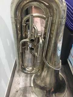 Yamaha 103 tuba made between 1985-1986