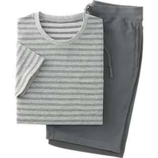 Long sleeve with track pants