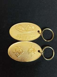 香港大球場開幕匯演鎖匙扣兩個