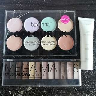 Technic Cosmetics Makeup Bundle