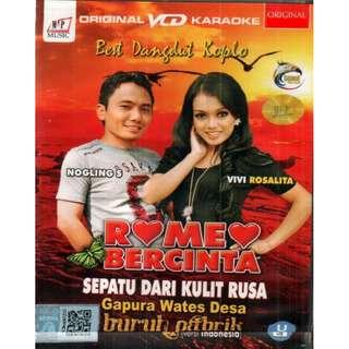 Best Dangdut Koplo Romeo Bercinta Sepatu Dari Kulit Rusa Gapura Wates Desa Buruh Pabrik VCD
