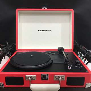 CROSLEY Turntable (with aux)