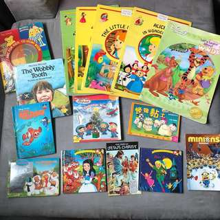 Bundle Sale of Children Books (Used)