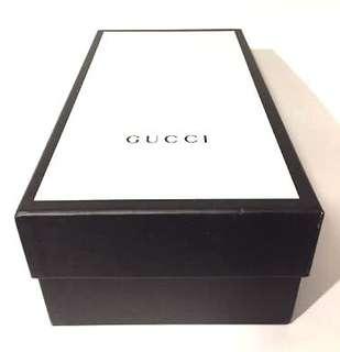Authentic Gucci Boxes