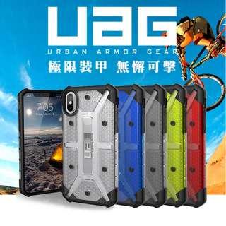 UAG iPhone X 耐衝擊保護殼-透明系列  手機保護套