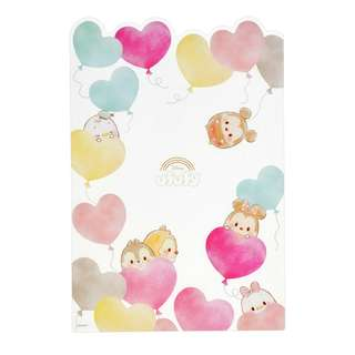 JAPAN DISNEYSTORE, JAPAN IMPORTED: Underlay Series - Disney Ufufy Love Underlay Cover