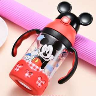 Mickey Mouse hand-held bottle up to 400ml