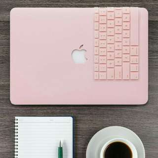 🎊INSTOCKS🎊 Pastel Macbook Laptop Case Hard Cover Apple Retina Pro Air