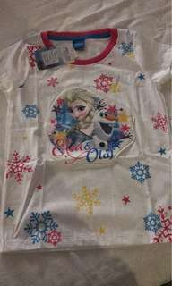Instock 3days promo only!! Gd authentic kids tops .. frozen/princess/mc Queen/dinosaurs/Mickey/Minnie /minions pm me For size thanks