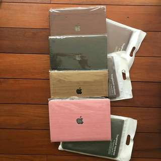 🎊INSTOCKS🎊 Wood Print Macbook Laptop Case Hard Cover Pro Retina Air