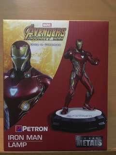 Petron Iron Man Diecast Lamp