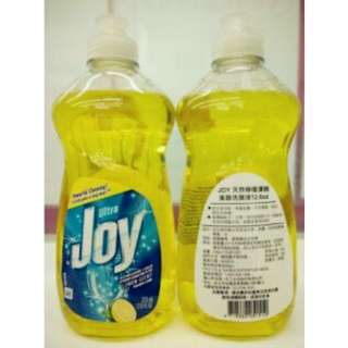 JOY檸檬濃縮食器洗滌液(375ml/瓶)
