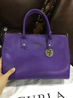 Furla Linda medium satchel