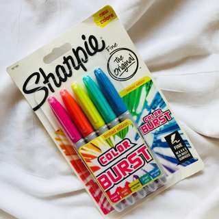 Authentic Sharpie Markers (REPRICED)