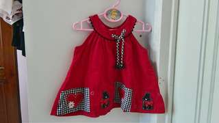Rare Edition red dress