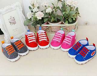 🍀Baby Boy Girl Slip-On Soft Sole Shoes🍀