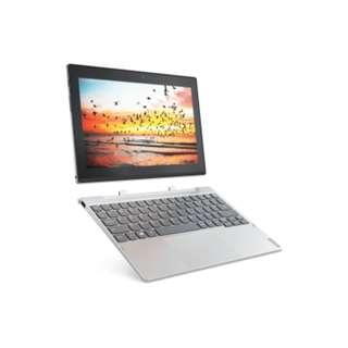 Kredit mudah cepat LENOVO Miix 320-10ICR Platinum Grey
