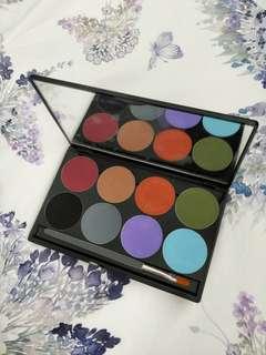 Mehron Eyeshadow Palette (Earth)