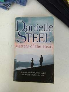 Daniel Steel books