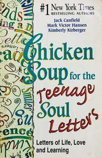 Chicken soup for the Soul -Teenage Letters