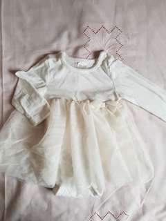 H&M Tutu Romper Dress