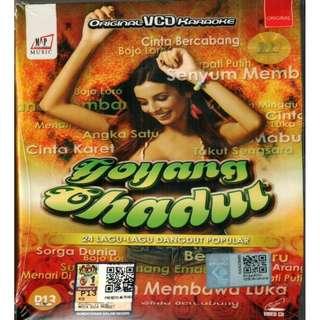 Goyang Shadut VCD