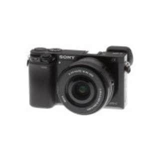 Sony A6000 kit 16-50  kredit tanpa DP