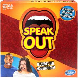 FAMOUS SPEAK OUT GAME OF JAMILL