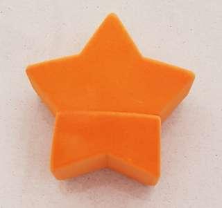 Star Velvet Ring Holder