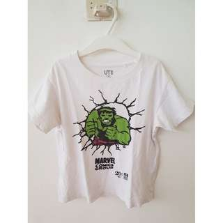 Marvel T-shirt for Kids (Uniqlo)