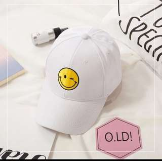 特別Cap帽