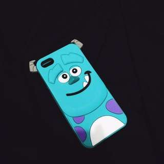5/5s Case 3D Sulley