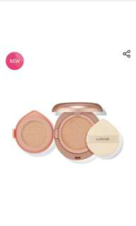 LANEIGE LAYERING COVER CUSHION SPF 34 PA ++ & Concealing Base SPF 50+ PA+++