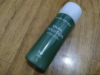 Snail Solution Skin Booster