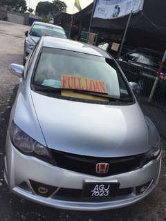 HONDA CIVIC (2.0)